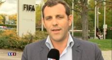 """Platini et Blatter suspendus 90 jours : un """"coup d'arrêt"""" pour l'ancien joueur français"""