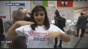 """ralliement"""", le parti socialiste assume totalement son étonnant clip et a posté sur le net une suite de la vidéo tournée dimanche au Bourget."""