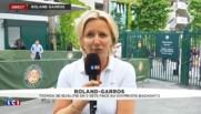 Roland-Garros : Jo-Wilfried Tsonga accède au troisième tour en battant dans la douleur Marcos Baghdatis