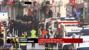 Assaut à Saint-Denis : le député PS invite les riverains à rester chez eux