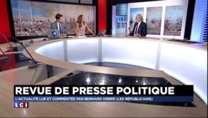 """Debré à Hollande : """"Il faudrait peut-être se poser une question au bout de trois ans et demi"""""""