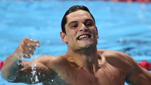 florent manaudou 50m nage libre