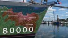 Le 20 heures du 30 mai 2015 : Dotation de l'Etat en baisse : l'an prochain, ces communes vont fusionner avec Cherbourg - 911