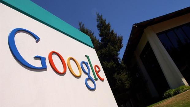 Le siège de Google à Mountain View (Californie)