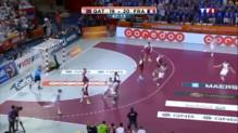 Mondial de handball: Fernandez creuse à nouveau l'écart con