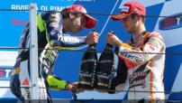 MotoGP 2014 - Valentino Rossi - Dani Pedrosa