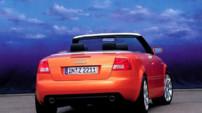 AUDI A4 Cabriolet 3.0i V6 Quattro Tiptronic A - 2003