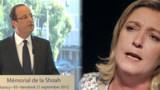 Tollé après les propos de Marine Le Pen sur le voile et la kippa