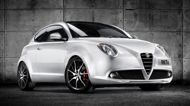 Alfa Romeo Mito TwinAir 2012