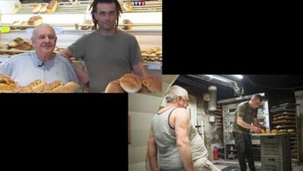En décembre, Jérôme, un SDF, a sauvé la vie de Michel, un boulanger. Pour le remercier, Michel a décidé de le former avant de lui céder son commerce pour un euro symbolique.