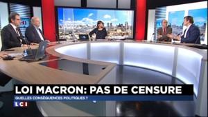 """François Kalfon : """"un clivage entre les élites et le peuple"""""""