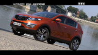 Kia Sportage  l&#039;essai