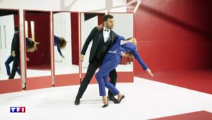 Laurent Ournac et Sandrine Quetier - Bande-annonce Danse avec les stars 6