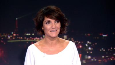 Le 20 heures du 22 septembre 2014 : Florence Foresti fait son show au 20h de TF1 - 1908.812