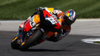 Pedrosa MotoGP Honda 2012 Indianapolis