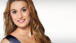 Rossi Dorine, Miss Corse 2014, prétendante au titre de Miss France 2015