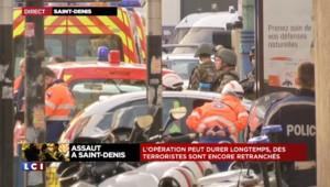 """Assaut à Saint-Denis : """"L'effet de surprise n'a pas joué"""", affirme un spécialiste"""
