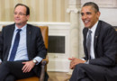 Barack Obama reçoit François Hollande à la Maison Blanche le 18 mai 2012