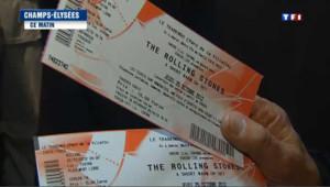Concert surprise des Rolling Stones sur les Champs