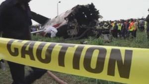 Crash à Lagos le 03/10/2013