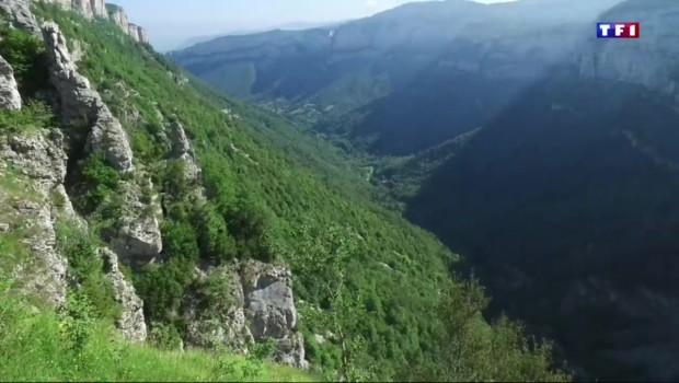 Découverte de la région Rhône-Alpes (5/5) : la Combe Laval