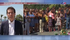 En direct de Nice : Manuel Valls hué, les secouristes et les policiers applaudis