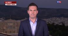 """Le 20 heures du 6 juillet 2015 : Dette grecque : Tsipras """"se présente comme un pragmatique et rassurant pour l'Europe"""" - 350"""