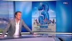 Patrick Chirac revient dans Camping 3 : Franck Dubosc est l'invité du 20h