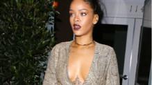 Rihanna à Los Angeles le 21 mars 2015