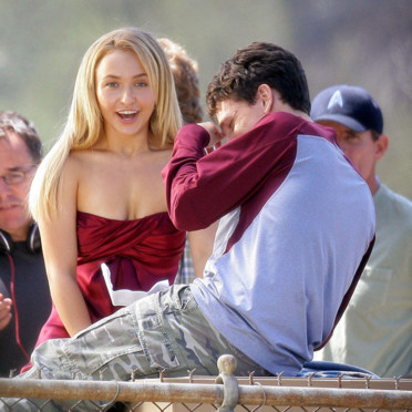 people : Hayden Panettiere et Paul Rust