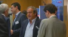 Corruption à la Fifa : Platini et Blatter suspendus trois mois