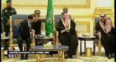 François Hollande à Riyad pour présenter ses condoléances