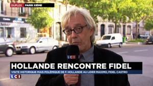 """Jacobo Machover : """"Fidel Castro n'a jamais été fréquentable"""""""