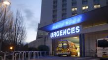 L'entrée des urgences du CHU de Grenoble
