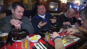 Le 13 heures du 24 février 2014 : La gastronomie belge : d�station �ruxelles (1/5) - 1981.8331824951172