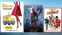 Les Minions, Ant-Man et Les Profs 2, le top 3 du box-office semaine 30 du 22 au 28 Juillet 2015