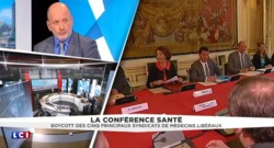 """M. Touraine """"doit se rendre compte que la loi santé est inapplicable"""""""