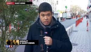 """Assaut à Saint-Denis : opération en cours, """"très important dispositif de secours mis en place"""""""