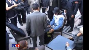 Attentat de Marrakech : le principal suspect conspué lors de la reconstitution