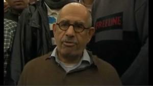 Egypte : El Baradei, un opposant sans troupe ?