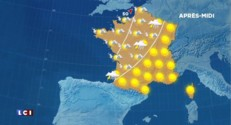 La météo du samedi 4 juillet : la canicule toujours présente, baisse des températures à l'ouest