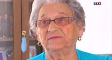 Le 13 heures du 2 juin 2015 : Bac : à 85 ans, elle est la doyenne des candidates - 1103