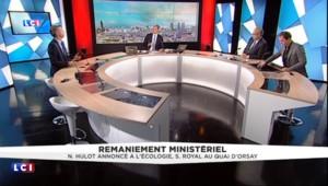 Remaniement ministériel : Le Foll, Hulot, Royal... la valse au gouvernement