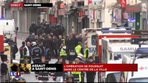 """Assaut à Saint-Denis : """"Phase d'attente nerveuse"""" pour les habitants"""