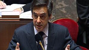 François Fillon UMP Réformes PS