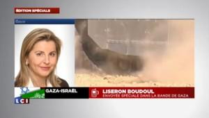 """Israël lance une opération terrestre dans la bande de Gaza : """"l'armée attaque de tous les côtés"""""""
