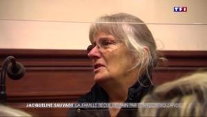 Jacqueline Sauvage bientôt graciée ? sa famille sera reçue par François Hollande