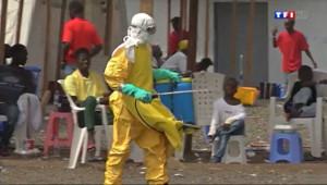 Le 20 heures du 11 septembre 2014 : La bataille perdue contre le virus Ebola ? - 1081.45