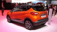 Renault Captur Salon Genève 2013