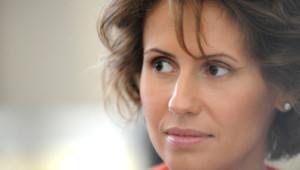Archives : Asma el-Assad, en 2009